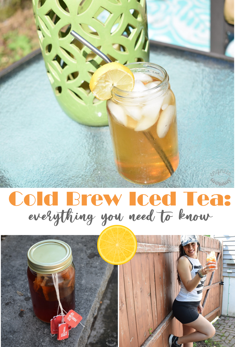 Cold Brew Iced Tea