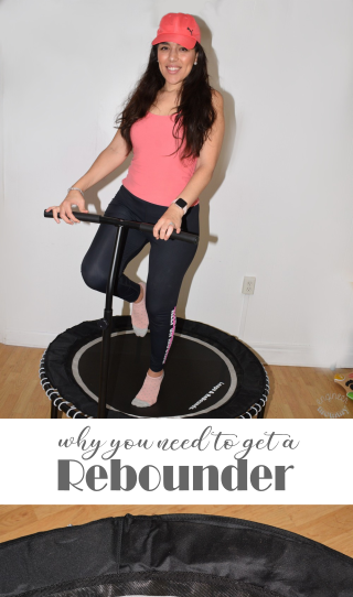5 Reasons to Use a Fitness Rebounder