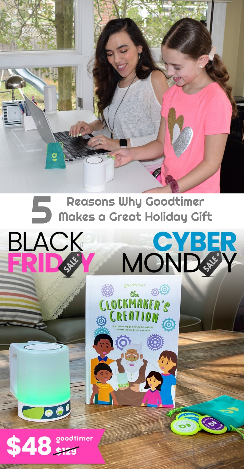 5 Reasons Why Goodtimer Makes a Great Holiday Gift