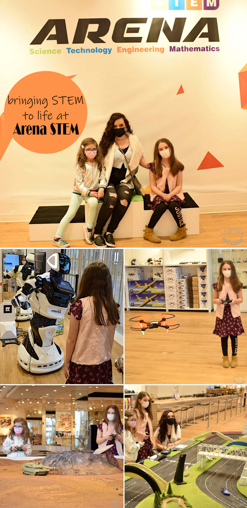 How STEM Comes to Life at Arena STEM