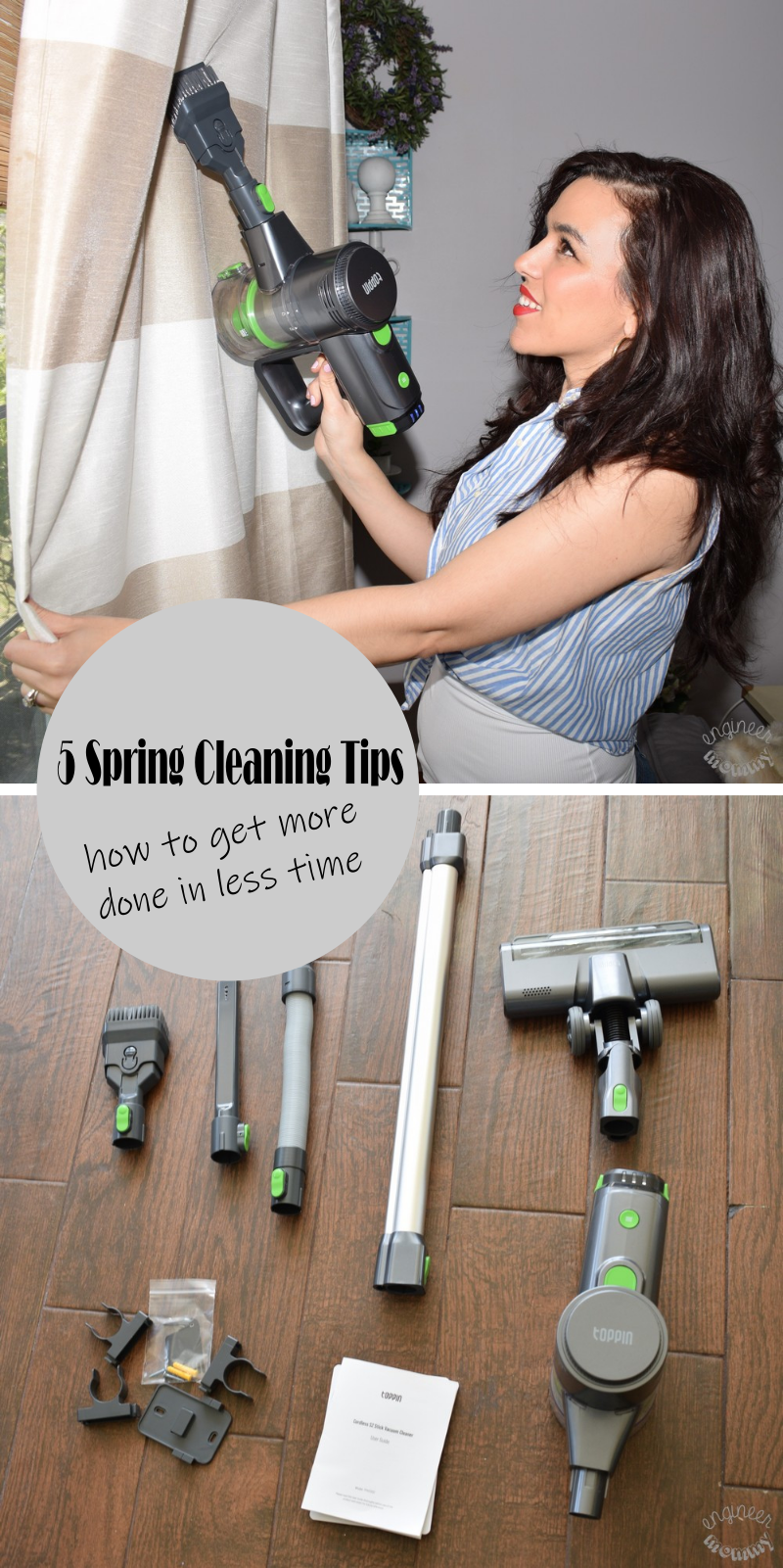 5 Spring Cleaning Tips to Get More Done in Less Time