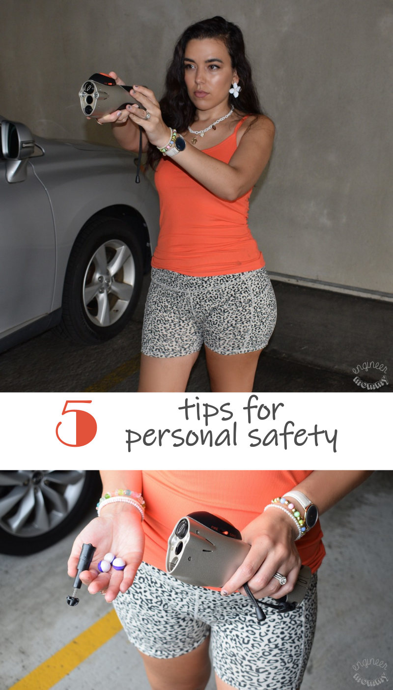 5 Smart Tips for Personal Safety