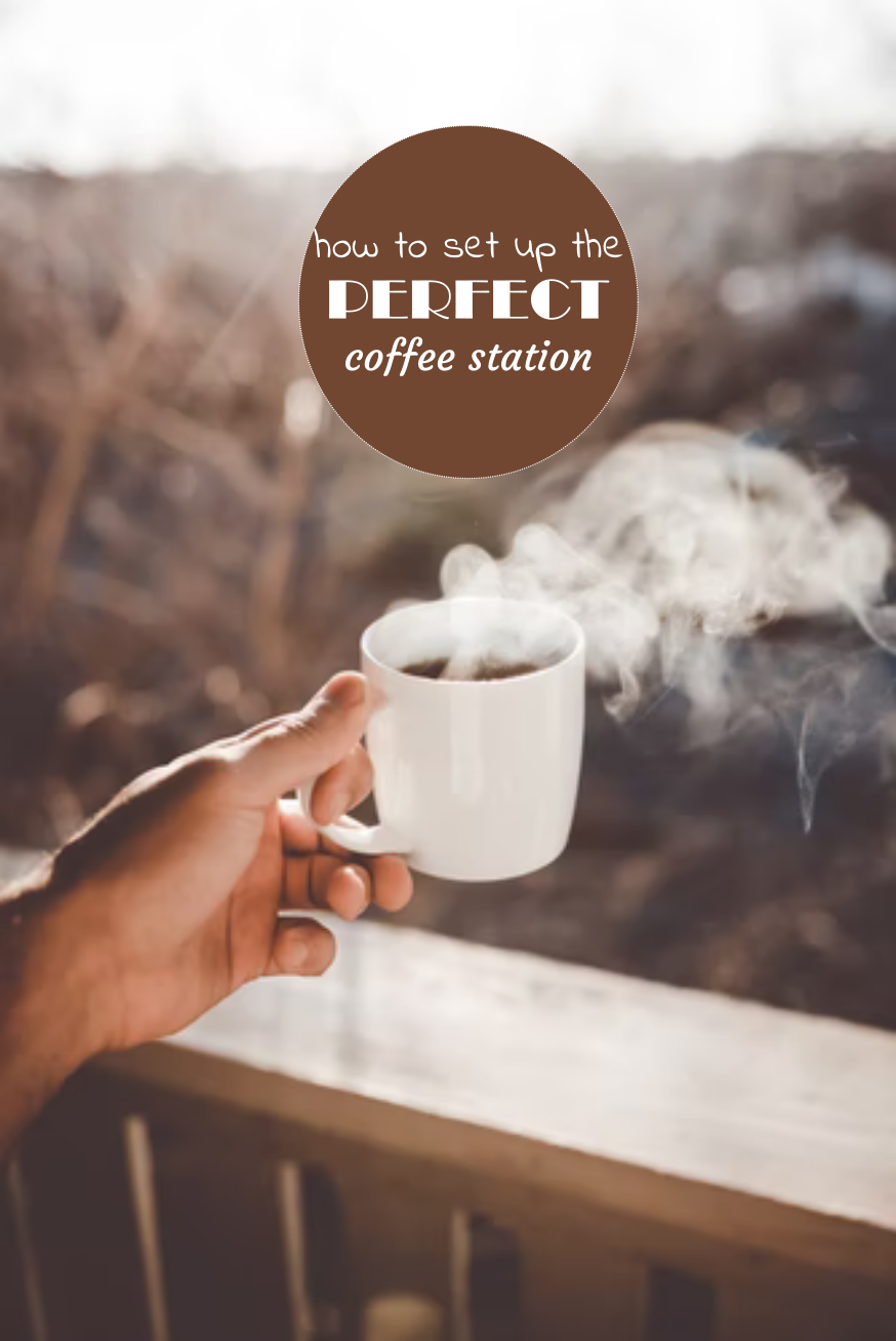 How to Set up the Best Home Coffee Station