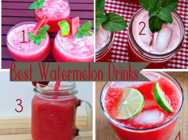 Best Watermelon Drinks