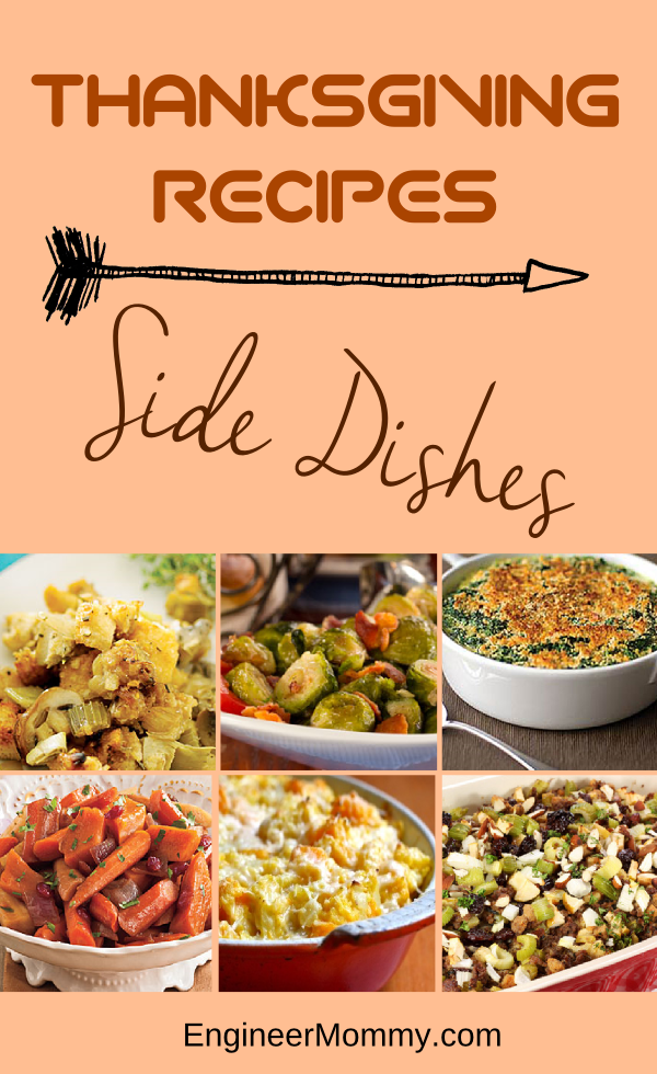 Thanksgiving Recipes: Side Dishes