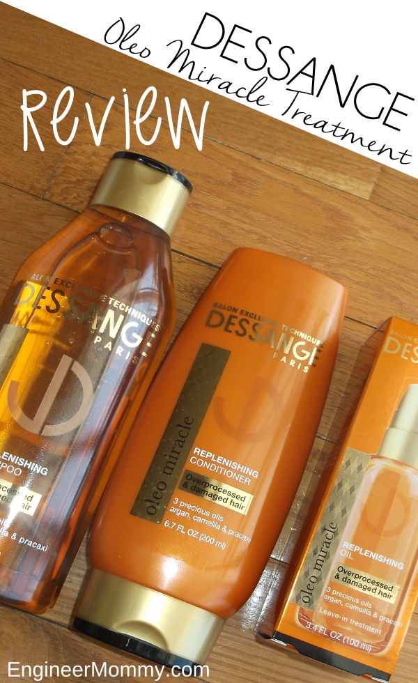 Dessange Oleo Miracle Treatment Review
