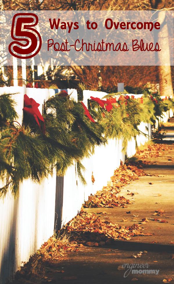 5 Easy Ways to Overcome Post-Christmas Blues