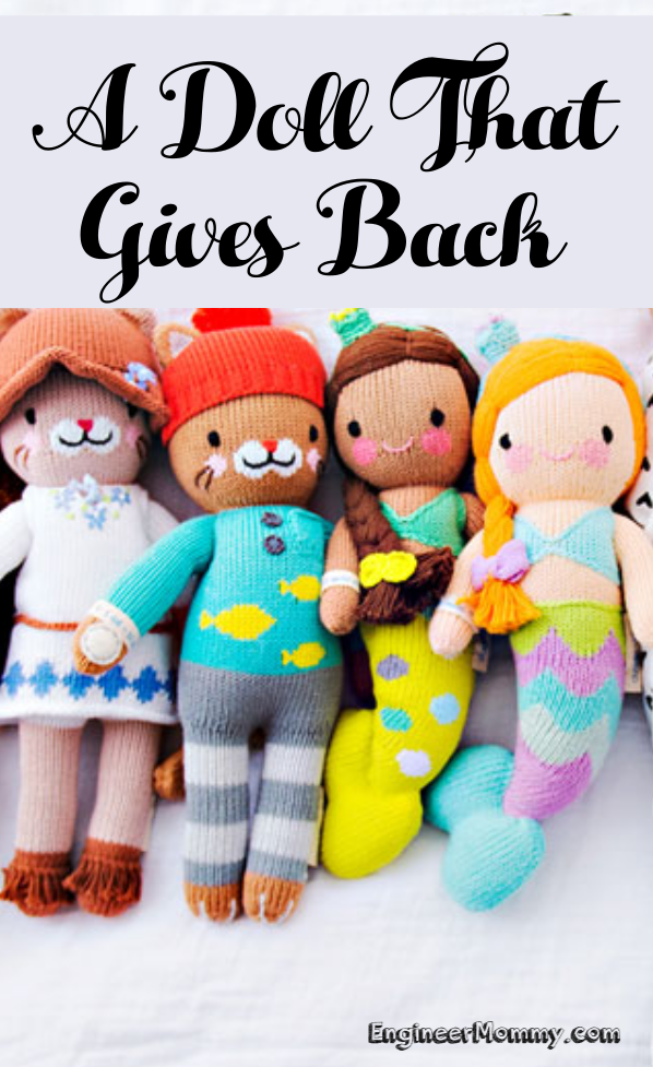 A Doll That Gives Back