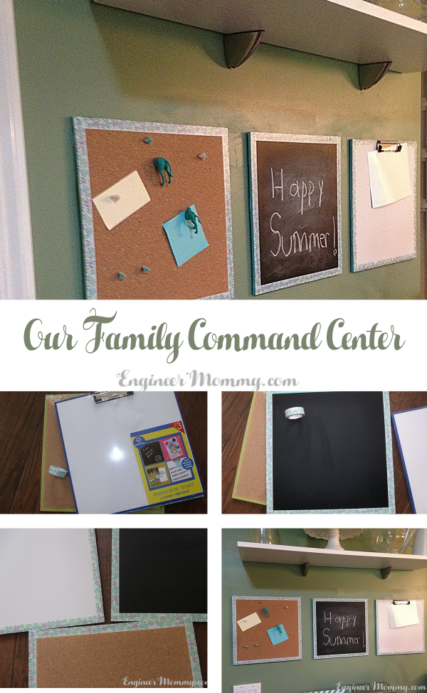 Our Family Command Center