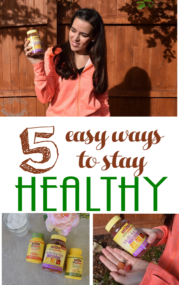 5 Easy Ways to Stay Healthy