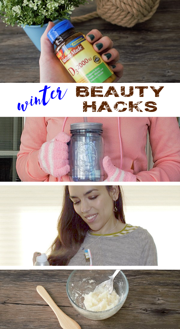 7 Brilliant Winter Beauty Hacks