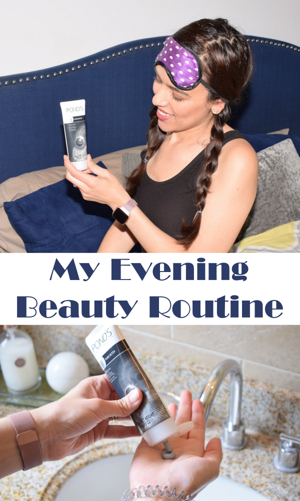 My Evening Beauty Routine