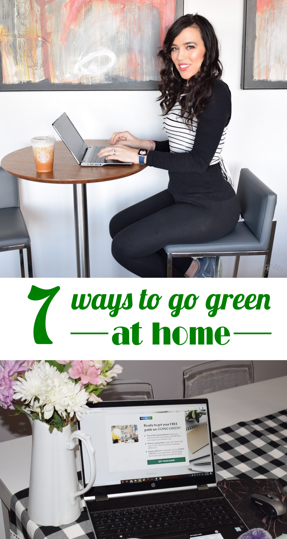 7 Ways to Go Green At Home