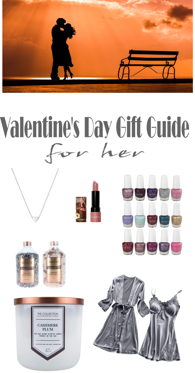 Valentine's Day Gift Guide for Her: 10 Fun Ideas