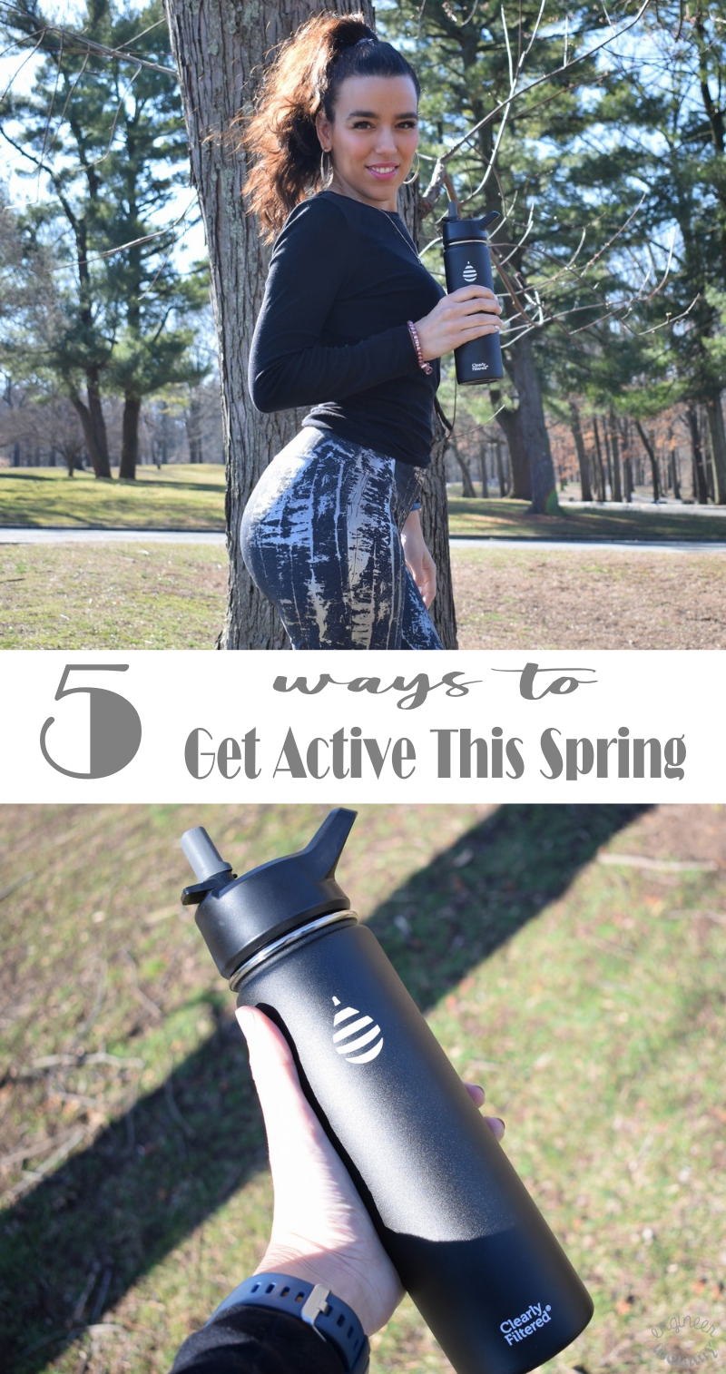 5 Ways to Get Active This Spring