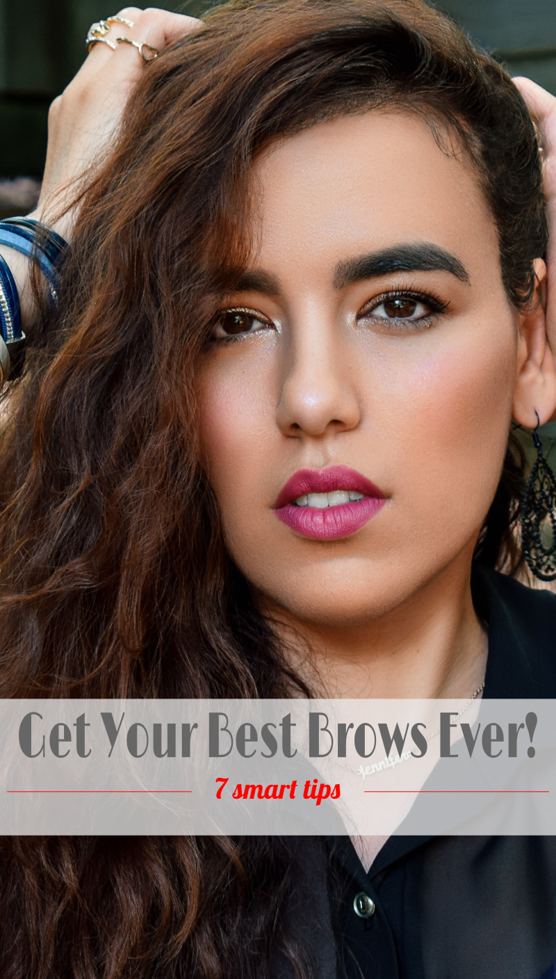 7 Smart Tips to Get Your Best Brows Ever