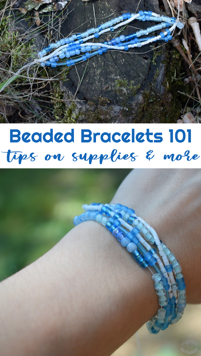 Beaded Bracelets: A Low-Cost High-Impact Fun DIY