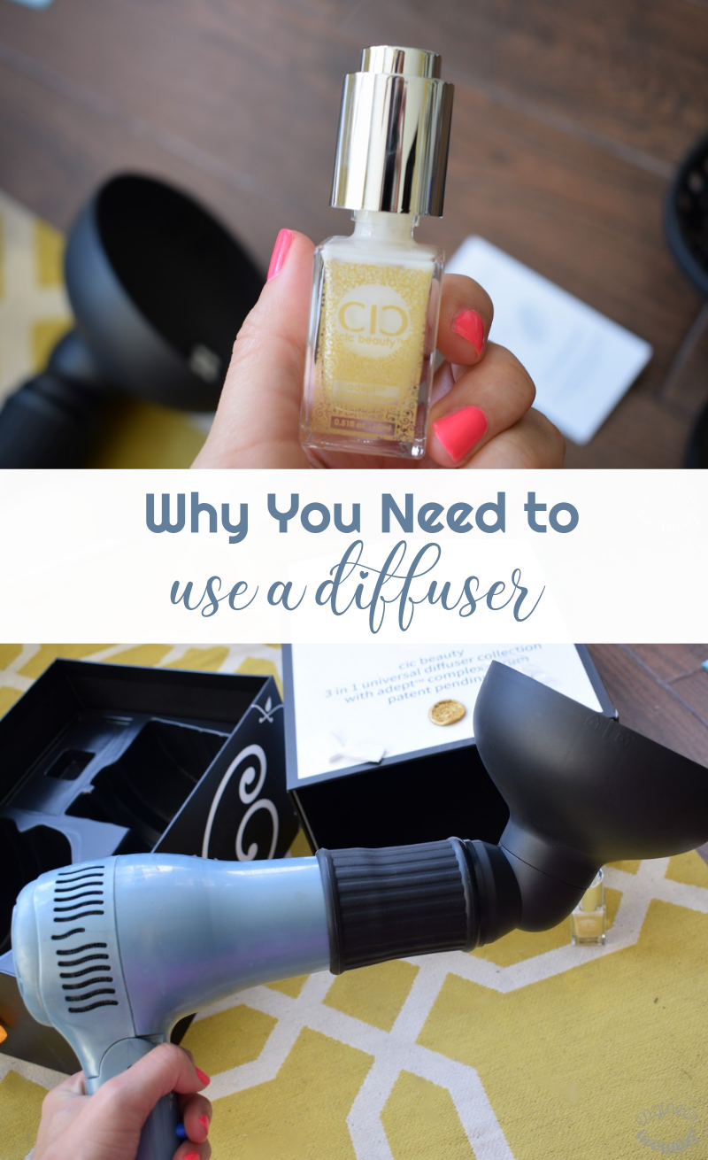 5 Reasons to Use a Hair Diffuser