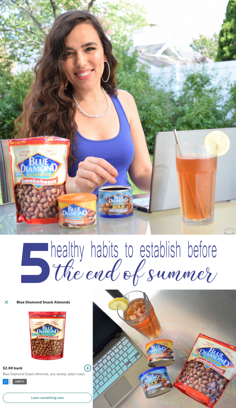 5 Healthy Habits to Establish Before the End of Summer