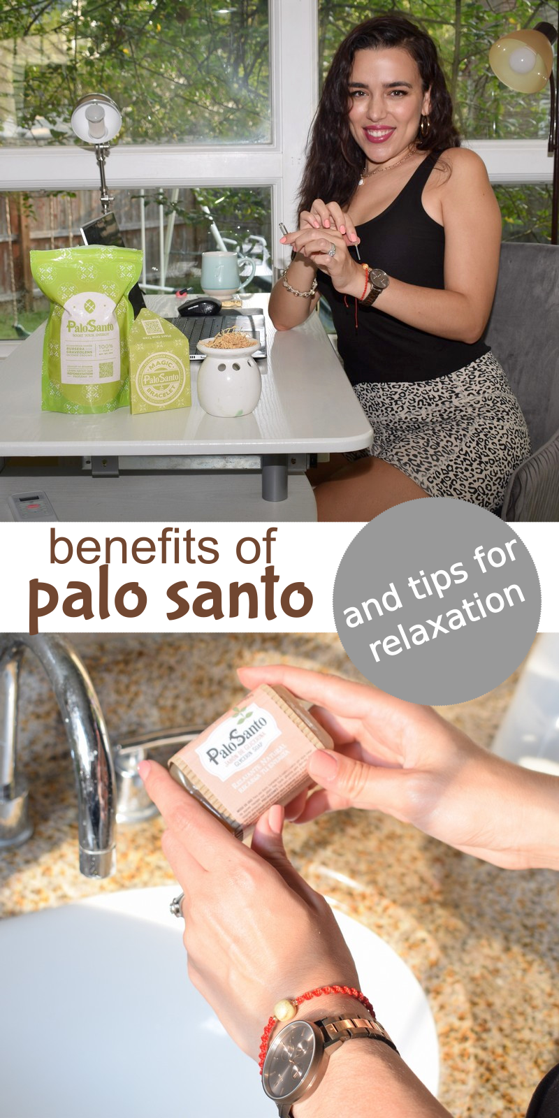 Easy Tips to Boost Everyday Relaxation with Palo Santo