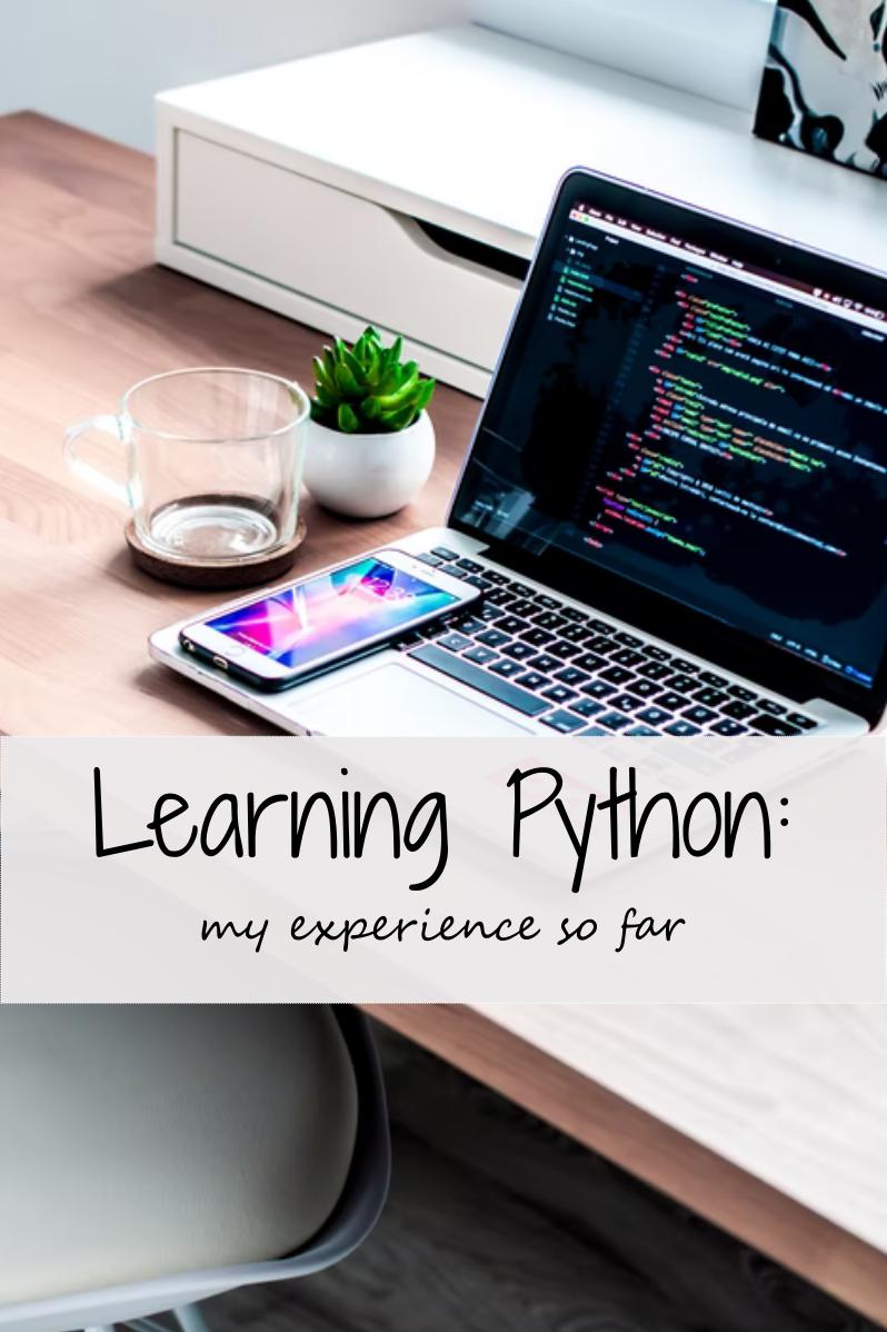 Learning Python:
